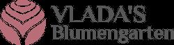 Vlada's Blumengarten Logo